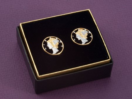 Lady Liberty Cuff Links, Mercury Dime Cuff links, Coin Cuff links, United States Coin Jewelry, Mens Gift ideas, Mens Accessories, ( # 312C )