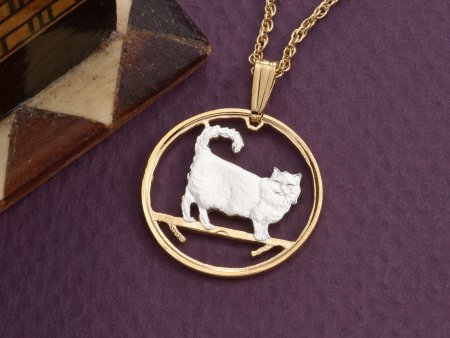 Birman Cat Pendant, Birman Cat Jewelry, Cat Pendant, Cat Jewelry, Cat Lovers Jewelry, Cat Lovers Gifts, Jewelry For Woman, Cats, ( # 668 )