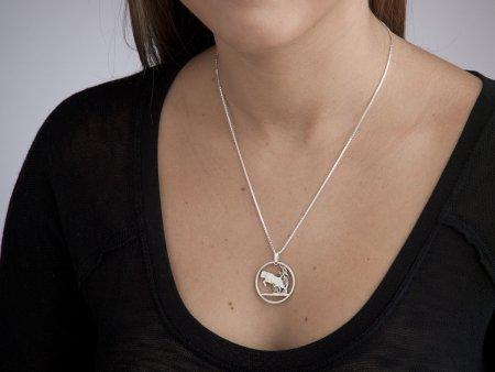 Labrador Retriever Pendant, Labrador Pendant, Labrador Retriever Jewelry, Dog Jewelry, Silver Labrador Retriever Pendant, ( # 615S )