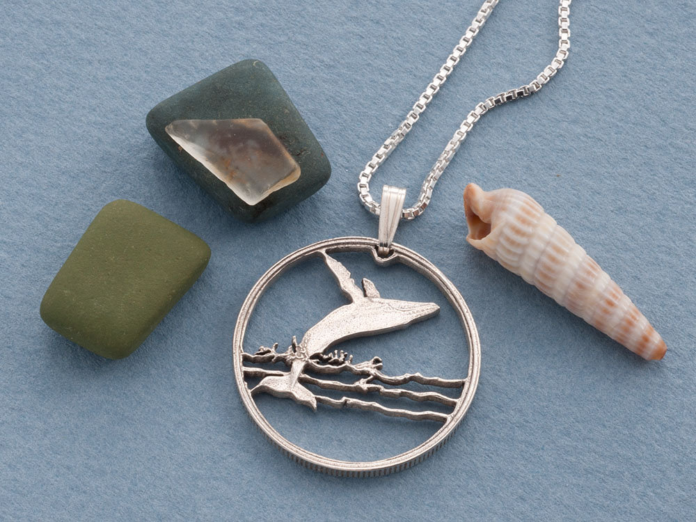 Nelson Victoria Wildlife Necklace Wilderness Capital Whale Silver Travel Province British Columbia BC Mountains Canada Pacific