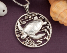Silver Sealife &Nautical